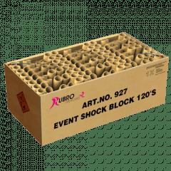 EVENT SHOCK BLOCK 120'S (nc)